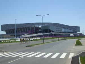 Approach Arena Lviv