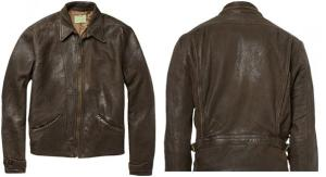 James Bond's Levis Leather Jacket
